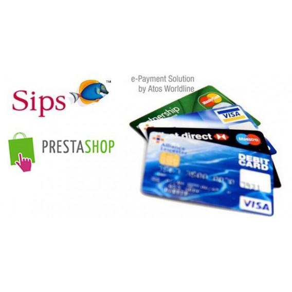 Payment module SIPS - ATOS Worldline