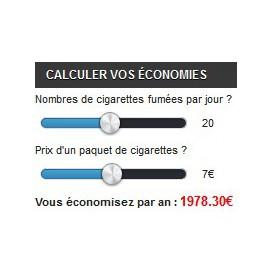 Simulateur e-Cigarettes